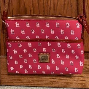 Dooney & Bourke St. Louis Cardinals purse